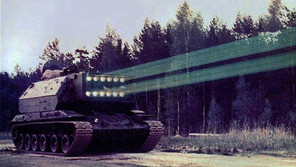 Лазерное оружие