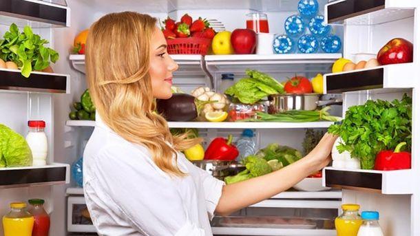 Продукти, які не можна зберігати в холодильнику