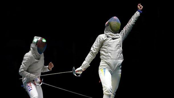 Ольга Харлан на Олимпиаде
