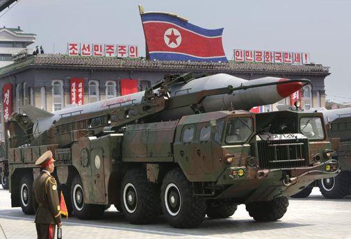 Ядерное оружие Северной Кореи