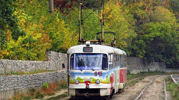 Харківський трамвай