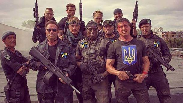 Українські диверсанти в Криму