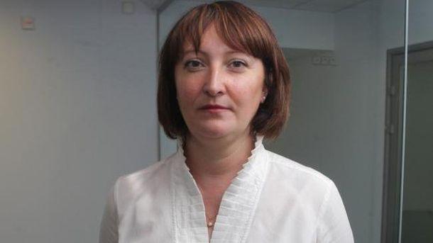 Наталья Корчак, председатель НАПК
