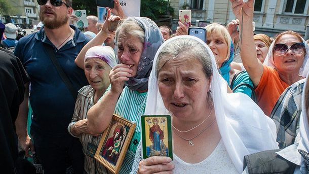 Хресна хода УПЦ МП у Києві