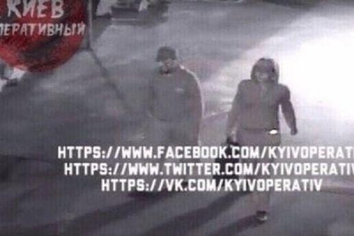 Подозреваемые в убийстве