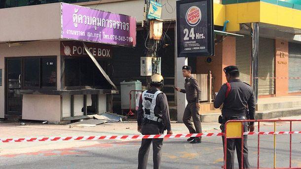Під час вибухів у Таїланді загинуло четверо людей