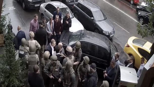 Столкновение между работниками НАБУ и ГПУ