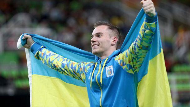 Олег Верняев завоевал первое украинское