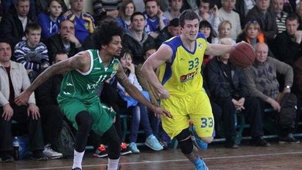 Поединок Чемпионата Украины