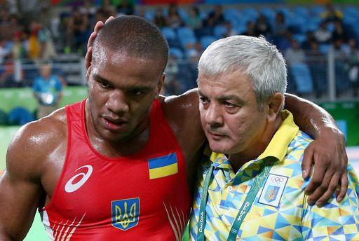 Беленюк завоевал серебро