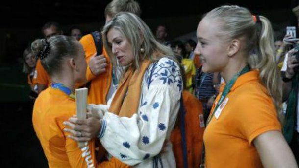 Королева выбрала украинский бренд Вита Кин