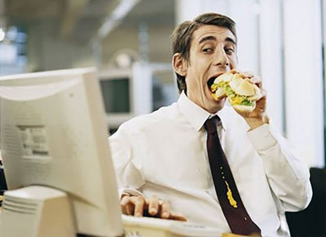 Їжа в офісі