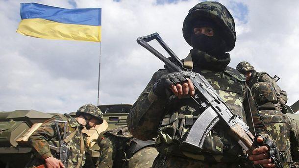 Четверть миллиона украинцев стали участниками войны