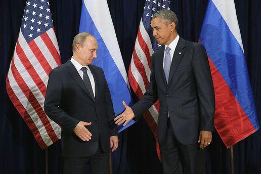 Путін поспішає, бо час Обами спливає