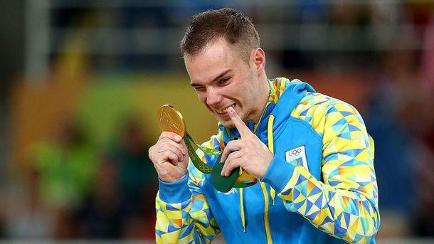 Олег Верняєв збодув перше олімпійське золото для України