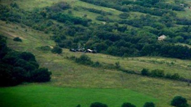 Розвідувальні комплекси поблизу українського кордону
