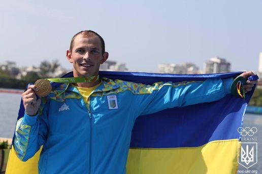 Юрий Чебан стал двукратным олимпийским чемпионом