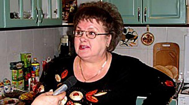 Жена экс-мэра города Людмила Шаповалова