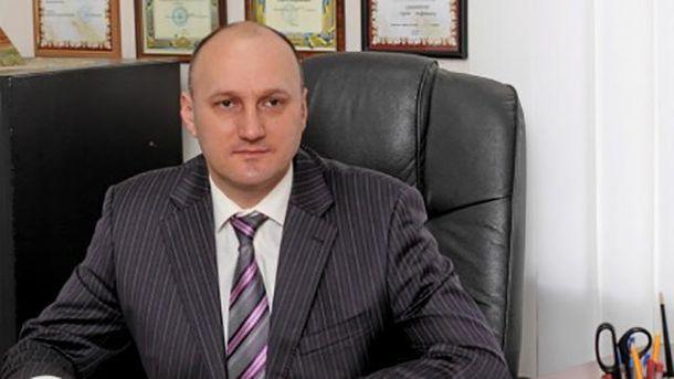 Мэр города Ромны Сергей Салатун