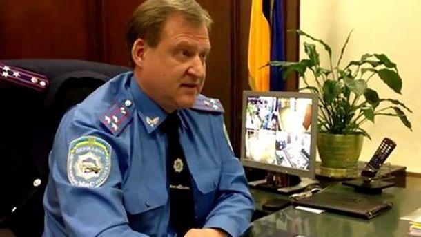 Экс-начальник управления ГАИ Киева Анатолий Куринной