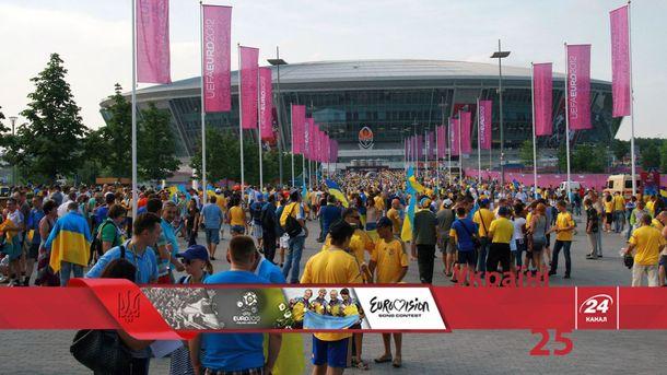 Донецьк на Євро-2012 заробив найбільше