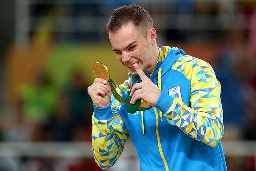 Верняев выиграл для Украины первое золото