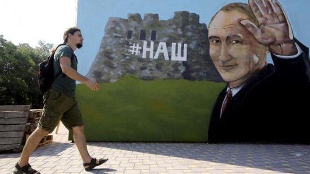 Чому Путін приїхав у Крим?