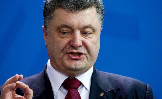 Порошенко дав натяк Росії
