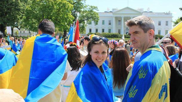 Украинцы в США