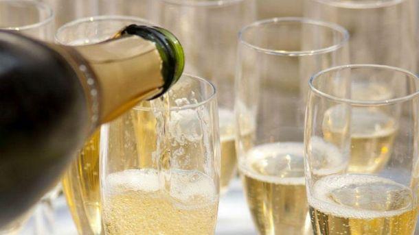 Шампанське покращує пам'ять