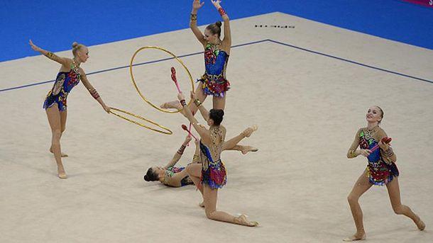 Збірна Росії з художньої гімнастики