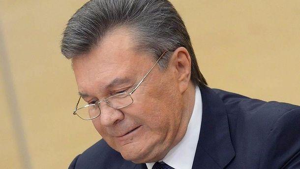 Два года назад Янукович смог только сломать ручку