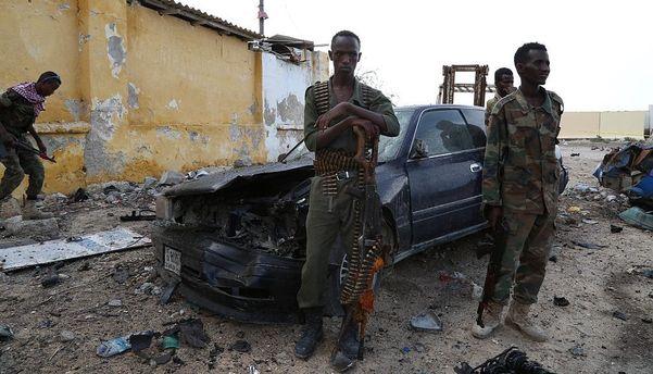 Військові в Могадішо