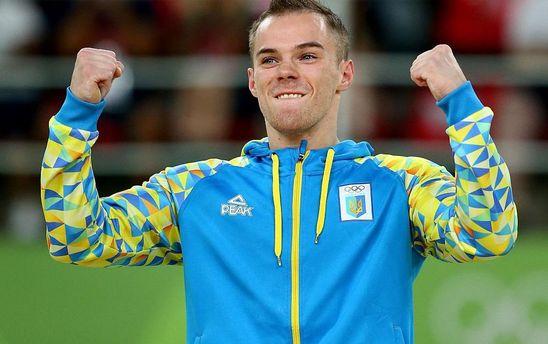 Олімпійський чемпіон Олег Верняєв