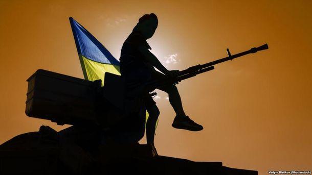 Українські військові продовжують утримувати позиції в зоні АТО