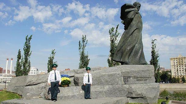 День Независимости Украины отпраздновали в Москве