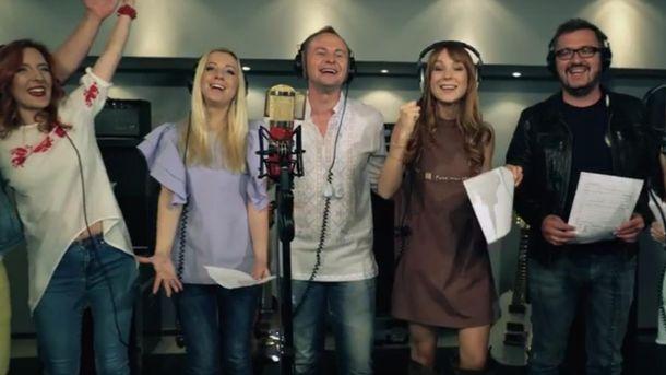 Українські співаки