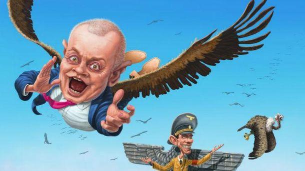 Головний пропагандист Росії – Дмитро Кисельов