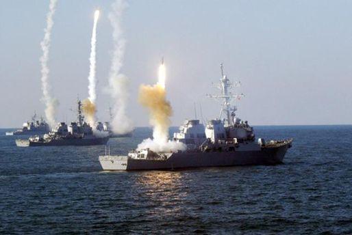 Патрулирование в Черном море