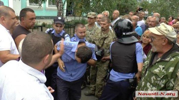 Співробітники місцевого відділення поліції до смерті забили чоловіка