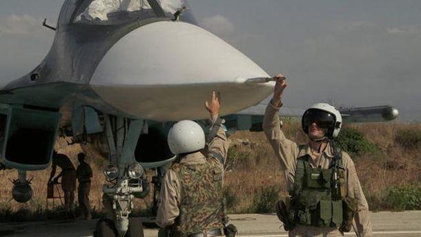Авіація у Сирії