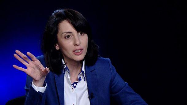 Хатия Деконаидзе