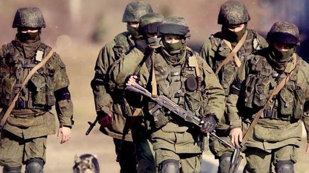Російські зелені чоловічки