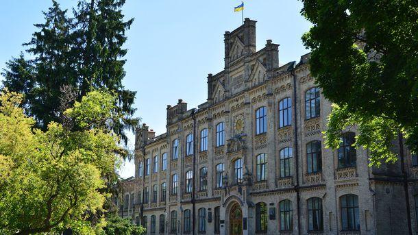 Главный корпус Киевского политехнического института