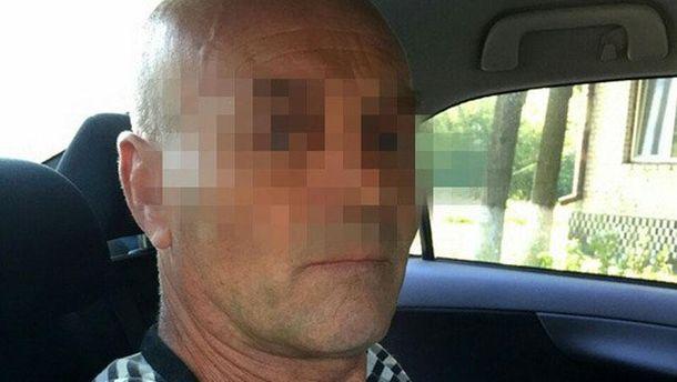 Под Харьковом задержали подозреваемого вубийстве молдавского полицейского