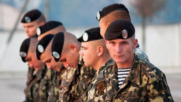 За охорону Маріуполя також відповідає морська піхота