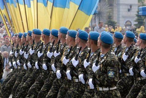 Парад до Дня Незалежності України