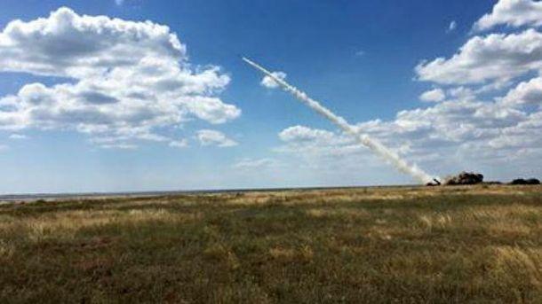Ракету протестували успішно
