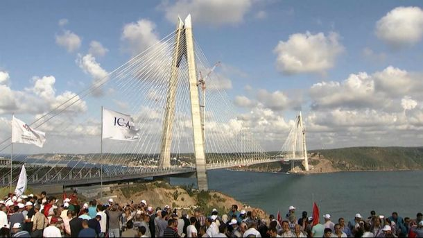 Міст в Стамбулі