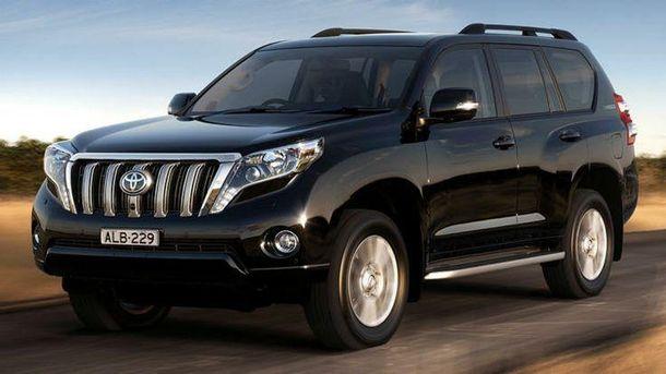 Toyota Land Cruise Prado 2016
